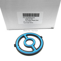 100x/Lot Top Quality For Mazda 3, 5, Speed 6, Tribute, CX7 2.0L 2.3L2.5L 3.0L Engine Oil Cooler Gasket Seal