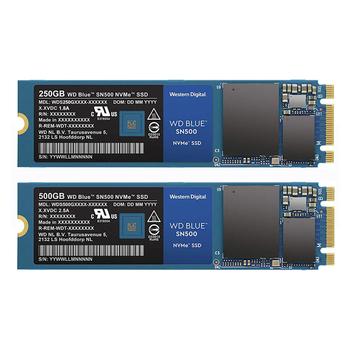 Western Digital niebieski SN500 SSD 250GB 500GB M 2 2280 NVMe PCIe Gen3 * 2 wewnętrzny dysk półprzewodnikowy dla PC darmowa wysyłka tanie i dobre opinie Nowy Read 1700MB s Write 1450MB s Pci-e Pulpit Laptop Serwer WDBULU-PCIE-M2 M 2 (NVME) Gen3x4