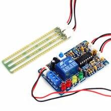 1 ADET 5 V Sıvı seviye kontrolörü Su Algılama Sensörü Modülü Arduino için YENI