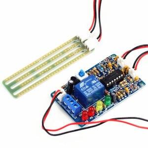Image 1 - 1 STKS 5 V vloeistofniveau controller Water Detectie Sensor Module voor Arduino NIEUWE