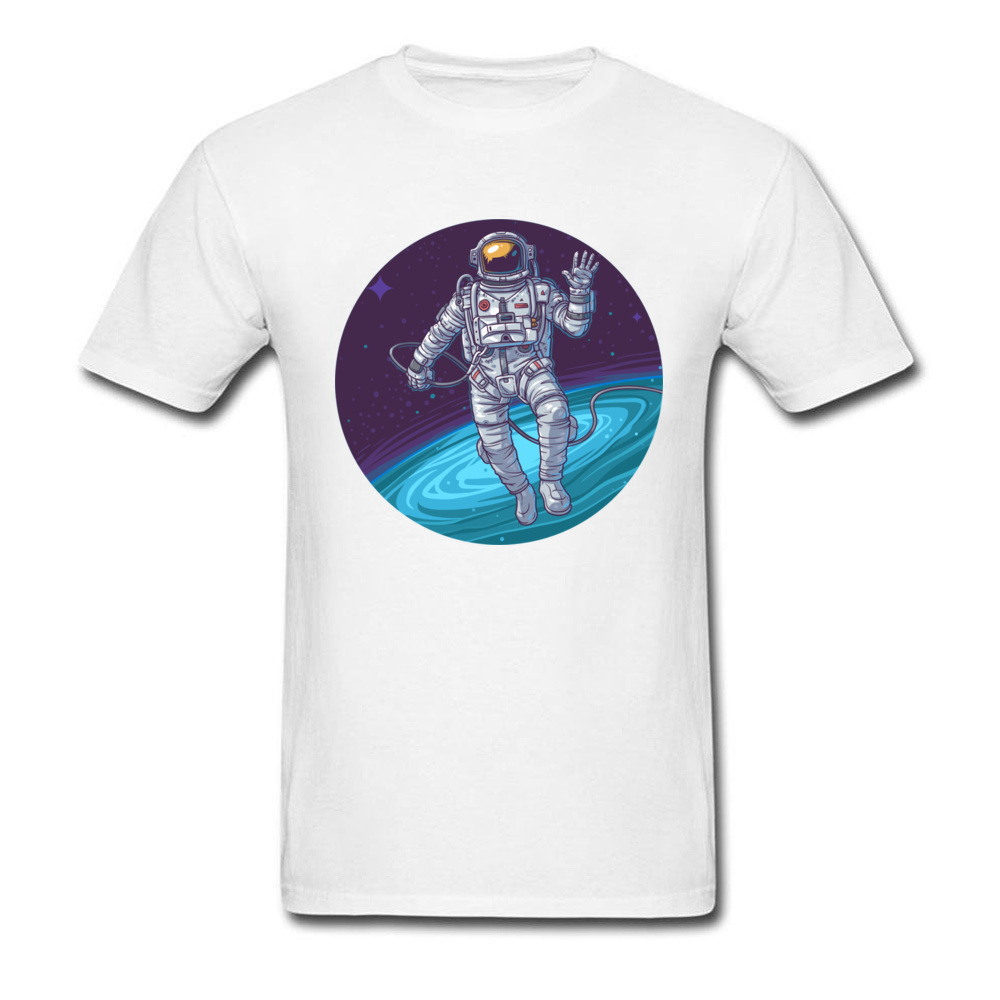 Casual Farway astronaut Designer Men T Shirt New Arrival Father Day Short Sleeve Round Neck 100% Cotton Tees Group Sweatshirts
