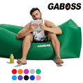 Fast Inflatable Sofa lay bag Hangout sleep Air Bed Lounger laybag Outdoor fast inflatable folding sleeping lazy bag