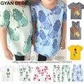 2016 New Bobo Choses Veados para o Bebê Meninos Meninas Crianças camisetas Calças T Camisa Tops Roupa Das Crianças Outono Inverno Primavera verão