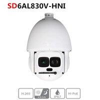 Original DH English version 4K 30x Laser PTZ Network Camera 8MP SD6AL830V HNI Support Hi PoE Auto tracking and IVS IR 500M IP67