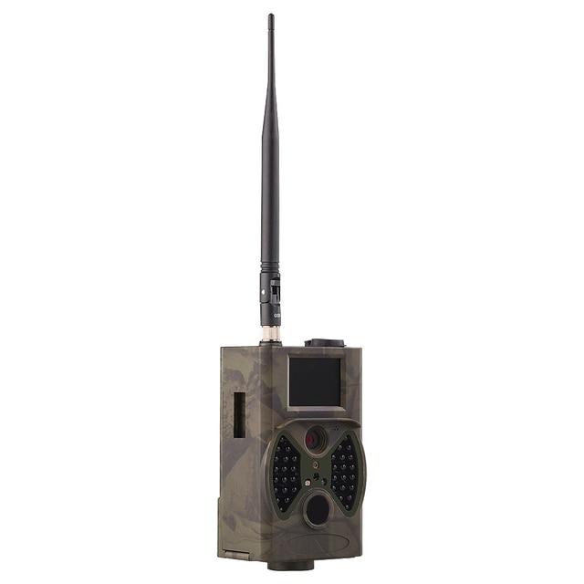 2G GSM MMS SMTP Hunting Trail Camera Cellular Mobile 12MP 1080P Photo Traps Wild Camera HC300M Wireless Wildlife Surveillance 6