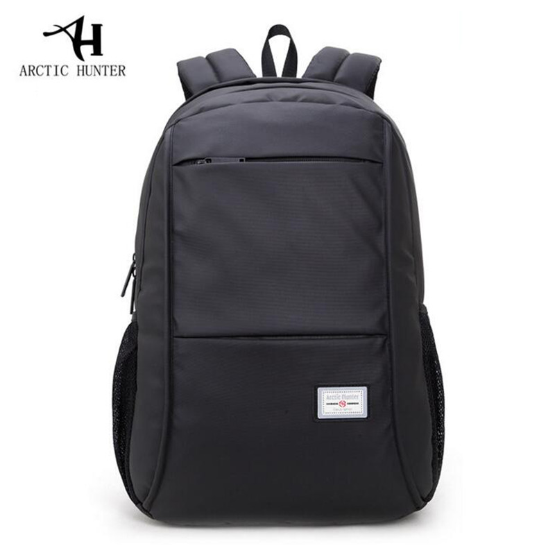 Arctic Hunter 15.6 inch Laptop Backpack Fashion Men's Travel Bags Waterproof Oxford Student College School Bag Women's Bag L074 2017 fashion women waterproof oxford backpack famous designers brand shoulder bag leisure backpack for girl and college student