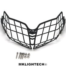MKLIGHTECH For BENELLI TRK502 TRK 502 2017-2018 Motorcycle Modification Headlight Grille Guard Cover Protector