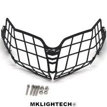 цены на MKLIGHTECH For BENELLI TRK502 TRK 502 2017-2018 Motorcycle Modification Headlight Grille Guard Cover Protector  в интернет-магазинах