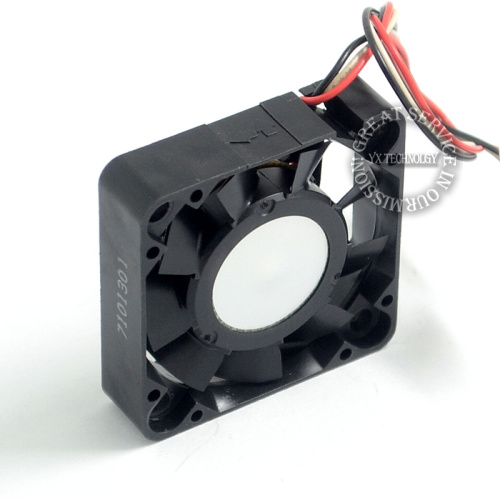 New and Original 1604KL-04W-B59 4010 4CM 12v 0.1A winds of double ball bearing fan for NMB 40*40*10mm