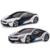 1:18 Rastar Eléctrico de Control Remoto de 2.4 Ghz 4CH Mini RC Car Juguetes Modelo de Vehículo
