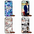 Cool Man Panic At The Disco Case Cover For iPhone SE 4 4S 5S 5 5C 6 6S Plus Samsung Galaxy S2 S3 S4 S5 MINI S6 S7 Edge Note 4 5