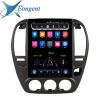 For Nissan Sylphy 2006 2007 2008 2009 Android Intelligent Smart Car Multimedia Player Vertical Pad Unit 10.4 Ips Screen Video