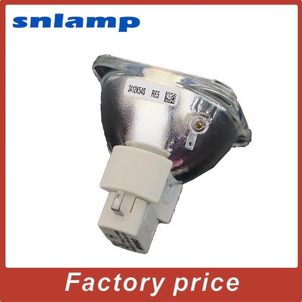 ФОТО Compatible Bare Projector lamp SP-LAMP-037  Bulb for LPX15 LPX6 LPX7 LPX9 X20 X21