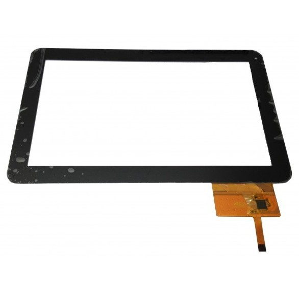 New 10.1' inch Impression impad 1002 Tablet Capacitive touch screen touch panel digitizer glass Sensor replacement Free Shipping