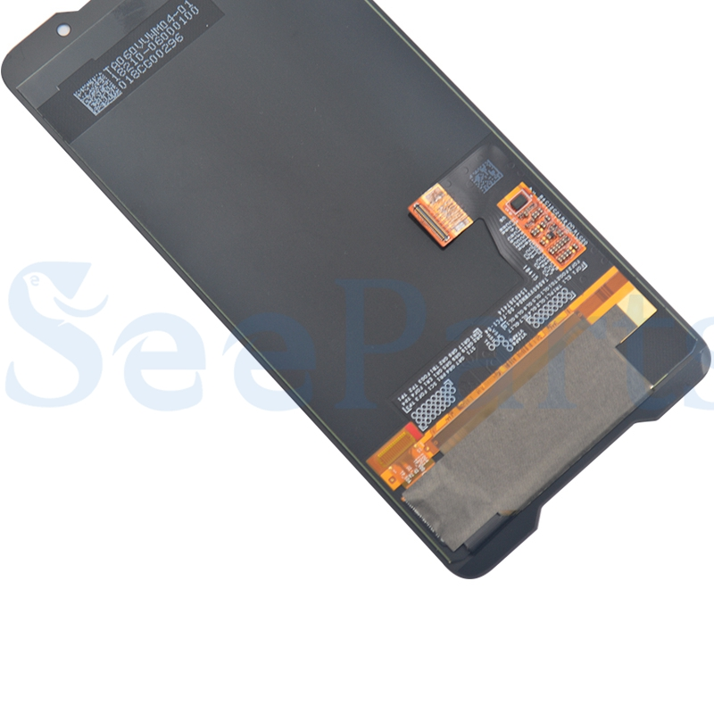 Original AMOLED Screen For ASUS ZS600KL LCD Display Digitizer Touch Panel Screen Assembly For 6.0 ASUS ROG Phone ZS600KL LCD (2)