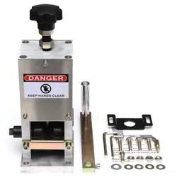 Máquina peladora de Cable de 1 pieza para alambre de cobre recicladora de prensado y pelado Manual de cable