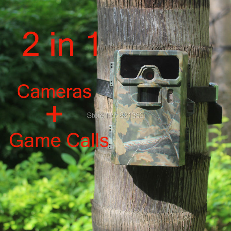 S20 Hunting Trap Cameras Forest Wildlife Camera with Bird Caller Hunter Cameras Wild Cameras Free Ship free ship 10