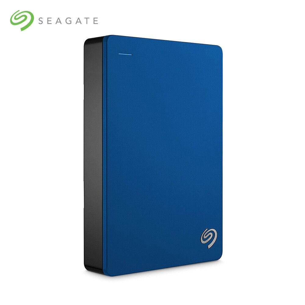 Sauvegarde Seagate Plus Portable 4 to, 4000 go, USB type-a, 3.0 (3.1 Gen 1), alimenté par USB, bleu