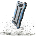 IP68 R-JUST For iPhone 6 6s Aluminum Waterproof Case Cover Shockproof Diving Metal Case For iPhone 6 plus With Gorilla glass