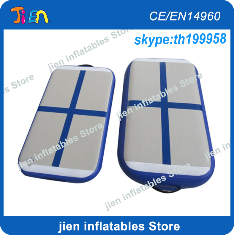 3x1M Inflatable Air Track Tumbling Gymnastic Floor Home GYM Training Mat w//Pump