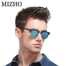 Brand Designer 21g Super light little face Sunglasses Women Polarized With BOX High Quality UVA Semi-Rimless Sun Glasses For Men