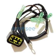 OVERSEE CDI Unit cable 66T-82519-00-00 for Parsun Hidea Powertec 2 Stroke 40HP YAMAHA Outboard Motor New Model