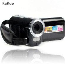 """Karue New 1.5 """"LCD 16MP HD 720 P Câmera de Vídeo Digital ZOOM Digital 8x DV terno para crianças e adolescentes, não Profissional"""