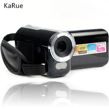 karue New 1.5″ LCD 16MP HD 720P Digital Video Camera 8x Digital ZOOM DV suit for children and teenager, Not Professional