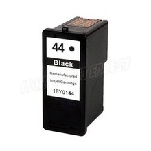 купить 1piece Black Compatible Ink Cartridge For Lexmark 44 For Lexmark X4850 X7550 X7675 Z1520 Z1520 printers онлайн