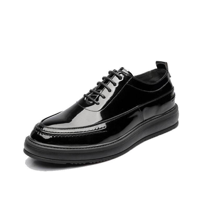 Msw8118116 D'été Hommes En Classique Cuir De Robe Designer Élégant Chaussures Luxe Marque Leather Mens Patent Spwq7RUxB