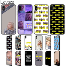 Lavaza Norwegian tv SKAM Soft Silicone Case Cover for Apple iPhone 6 6S 7 8 Plus 5 5S SE X XS 11 Pro MAX XR