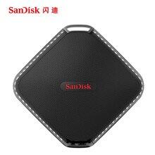 Sandisk SSD 500 440MBS внешний твердотельный жесткий диск USB 3,0 Интерфейс Compatible Win Vista Win7 Win8 Win8.1 Mac OS 10,4 +