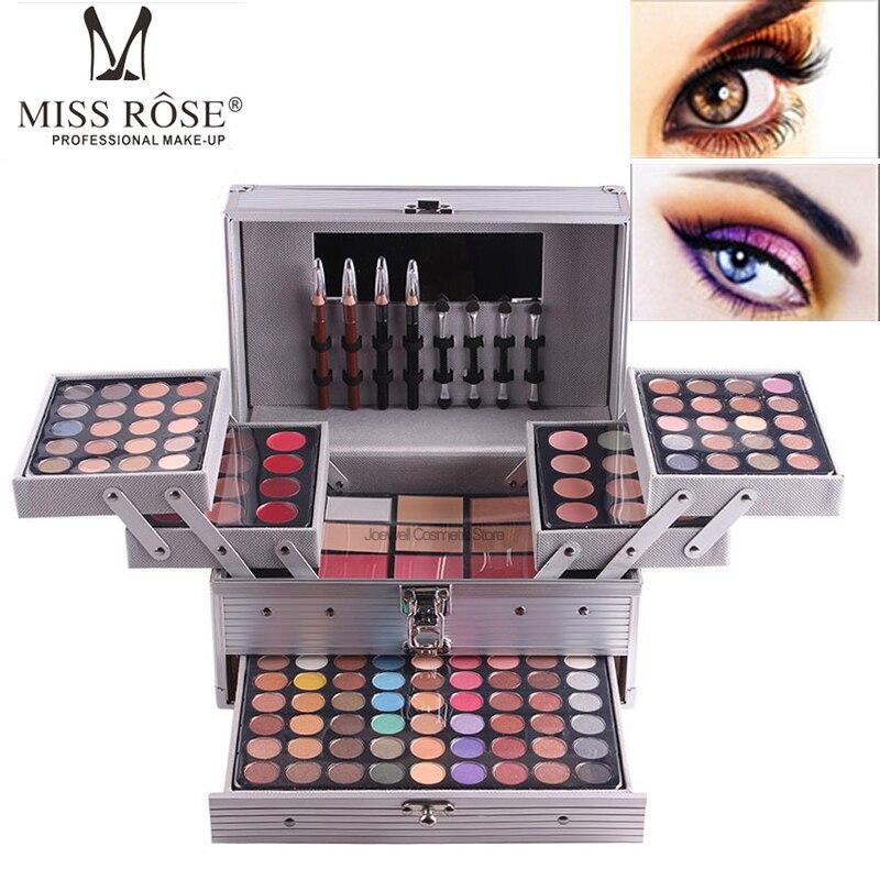 Kit de maquillage complet professionnel maquillage Set boîte cosmétiques pour femmes 190 couleur dame maquillage ensembles-in Maquillage Ensembles from Beauté & Santé    1