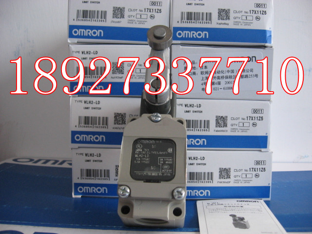 [ZOB] Supply of new original Omron omron limit switch factory direct WLH2-LD [zob] supply of new original omron omron photoelectric switch e3z t61a 2m factory outlets 2pcs lot