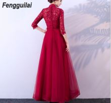 2019 New Chic Black Women Dress Long Sleeve Mesh Patchwork Sequins Feather Bandage Celebrity Party Club Vestidos