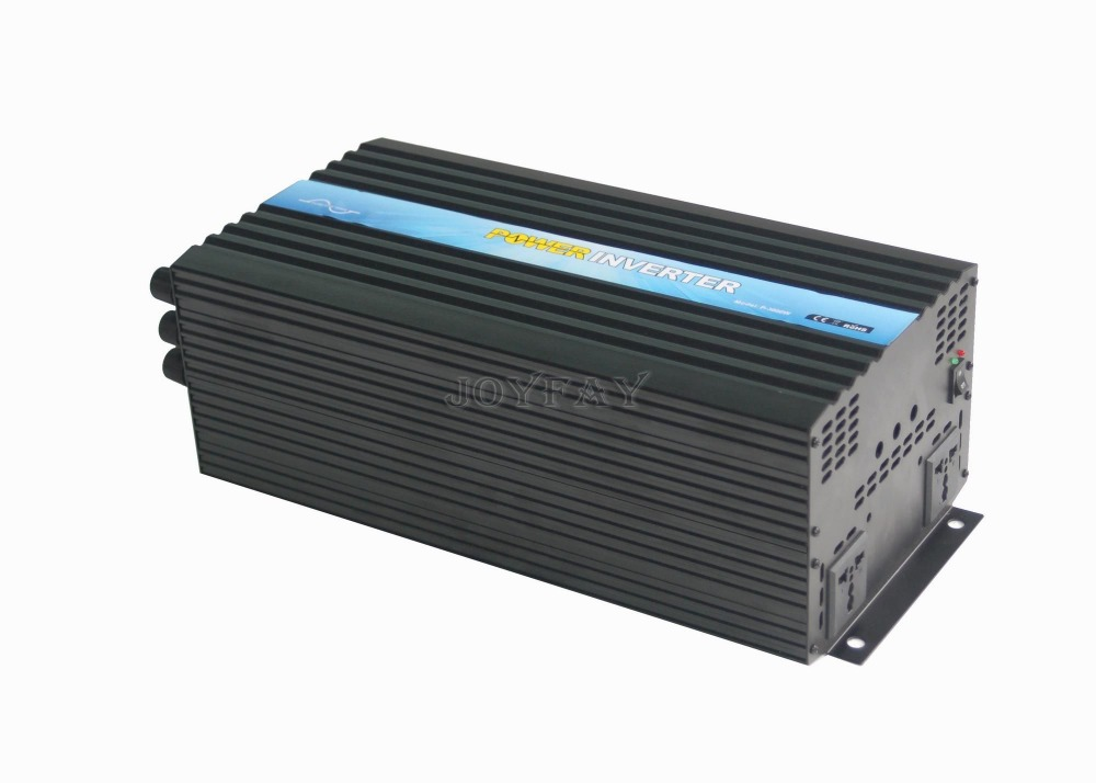 цена на 3000W Pure Sine Wave DC 48V to AC 220V Power Inverter