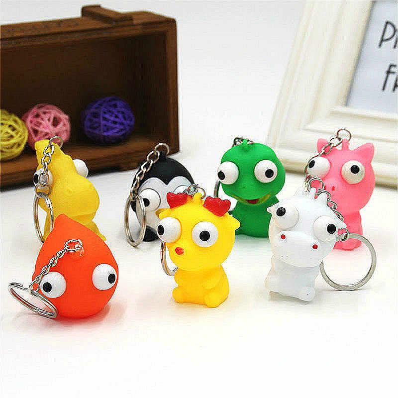 1 шт красный анти-стресс милые приколы, розыгрышки игрушка Хлюпать антистресс ароматизированный мягкий приколы, розыгрышки сжимающаяся игрушка