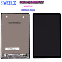 STARDE LCD for Verizon Ellipsis 8 HD2016 XLTE LCD Display Digitizer Screen Touch Panel Sensor N080ICP G01 Assembly