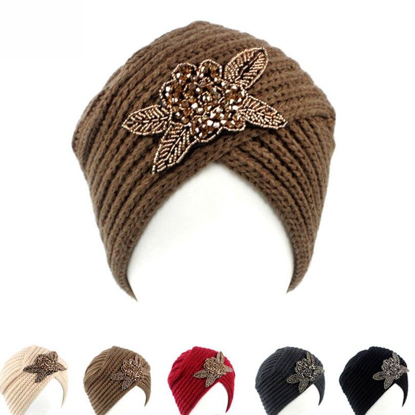 Compra chemo cap knitted y disfruta del envío gratuito en AliExpress.com 6671f7983d4