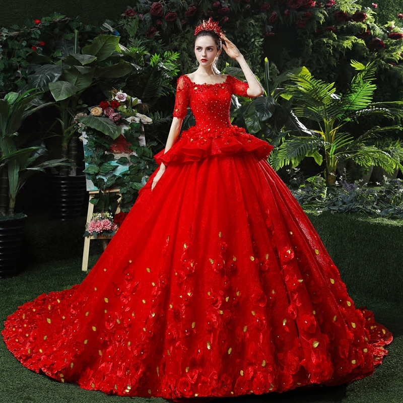 6174707ba038c Heavy Embroidery Beading Maternity Dress Photography Props Wedding Party  Photo Large Size Pregnant Women Great Gatsby Gown - aliexpress.com -  imall.com