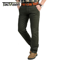 TACVASEN Men Summer Military Style Pants Spring Cargo Pants Men S Tactical Pants Thin Cotton Casual