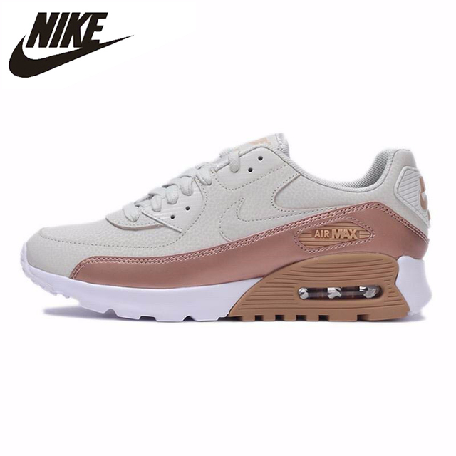 Original New Arrival Official NIKE air max 90 Women's Running Shoes Sneakers Trainers