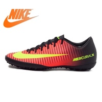 Original NIKE MERCURIALX VICTORY VI TF Men's Football Shoes Soccer Sports Sneakers Men Breathable Soccer Shoes for Men 831968