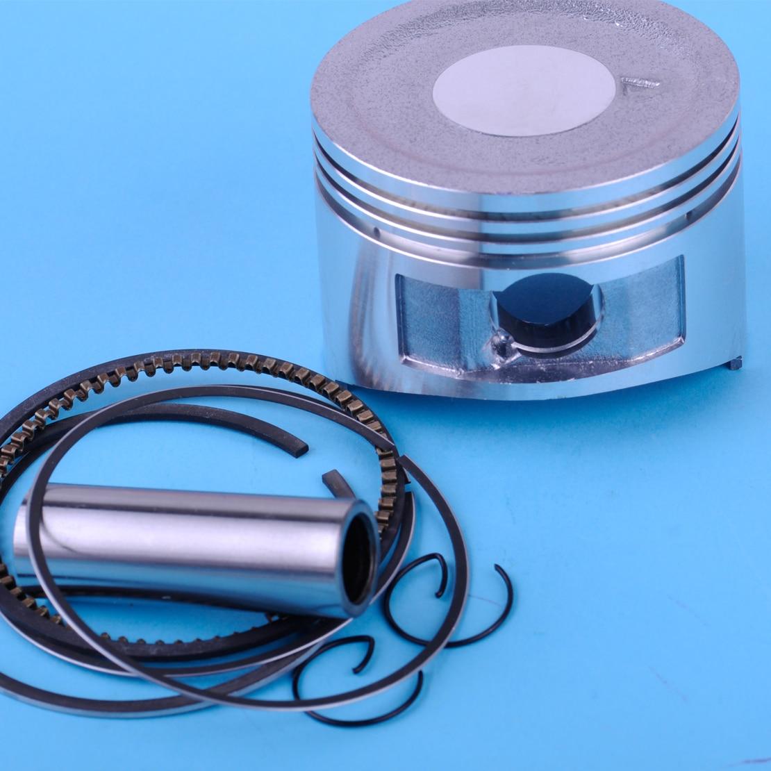 LETAOSK 68mm Piston & Pin & Circlip & Ring Kits Fit For Honda GX160 GX200 GX 160 5.5 HP Engine