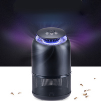 Smart UV Mosquito Killer Household LED Mosquito Killing Trap Lamp Bug Flying Insect Control Pest Zapper Lighting Sucking Device