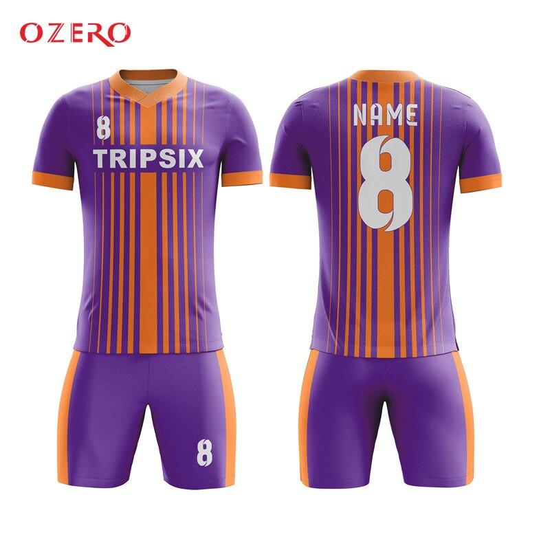 Gastfreundlich Neue Design Digitaldruck Fußball Jersey Custom