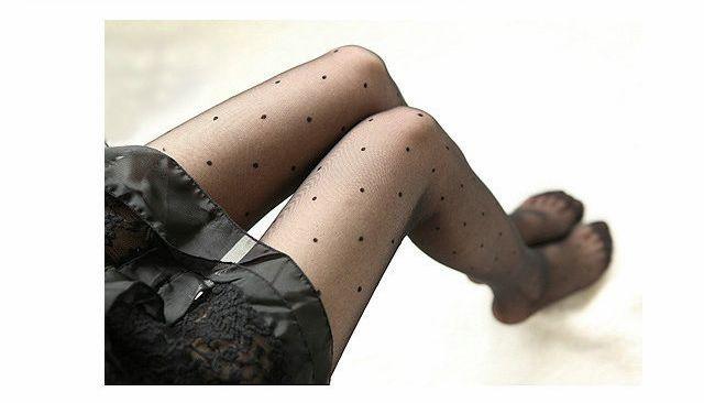 Jeseca зима осень женские сексуальные колготки сердце леопардовые точки кружевные ажурные колготки женские Чулочные изделия высокие шелковые чулки