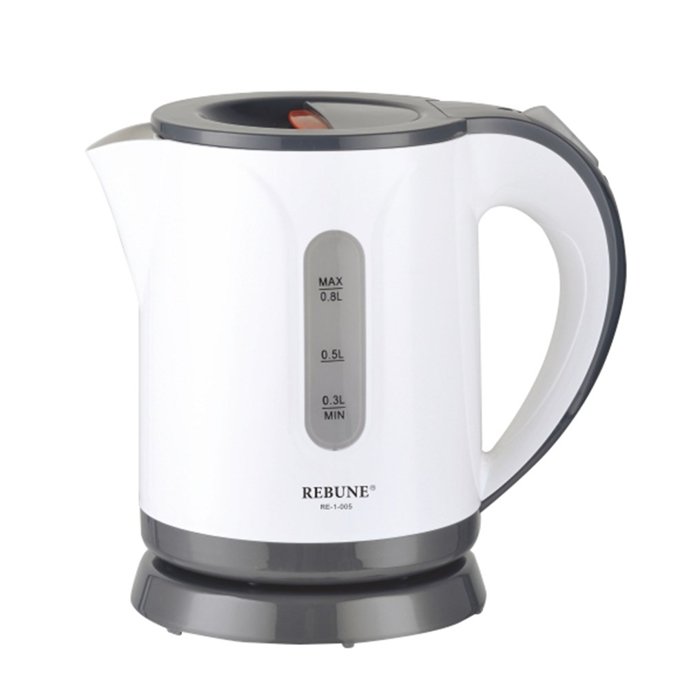 все цены на REBUNE 0.8L Electric Kettle Auto Power-off Protection Wired Handheld Instant Heating Electric Kettle Removable filter