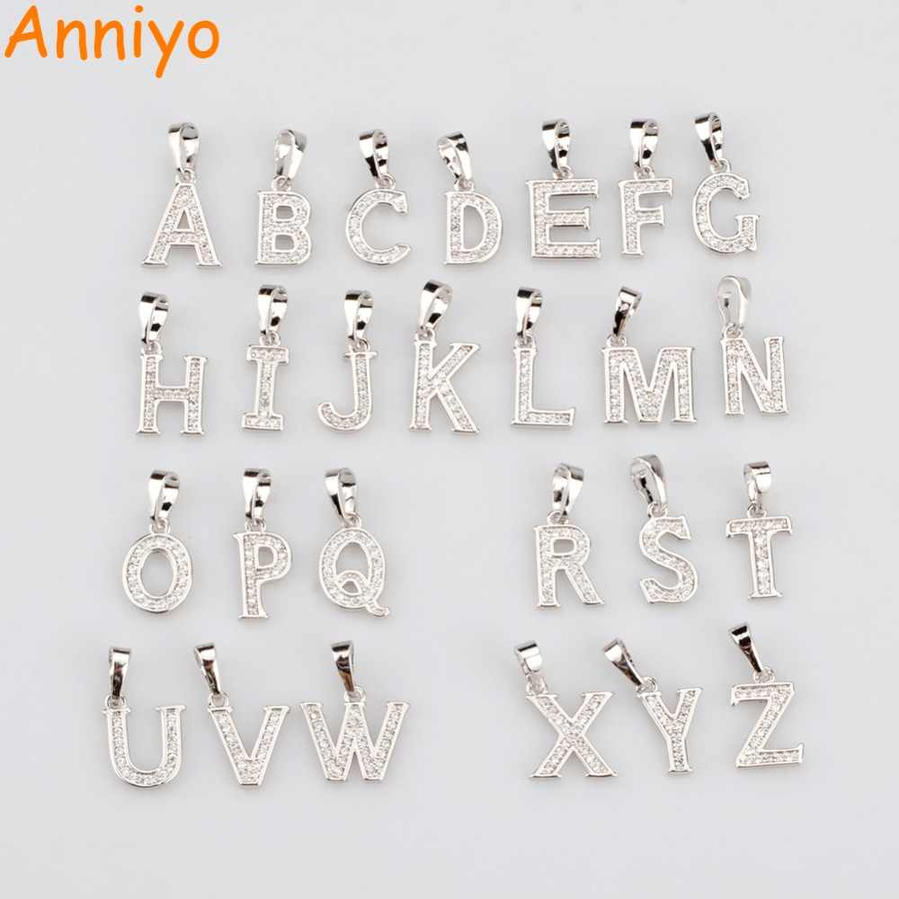 Anniyo 26Pieces/Lot (TWO COLOR) Wholesale Small Letters
