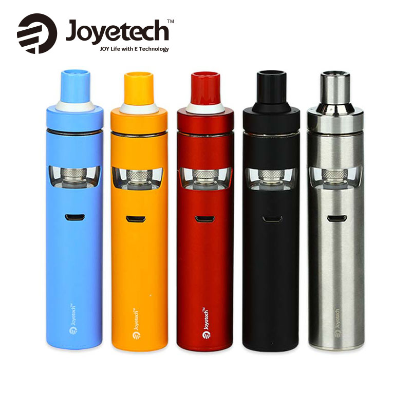 100% Original Joyetech eGo AIO D22 kit 1500mAh Batterikapacitet 2ml E-vätskekapacitet BF SS316-0.6ohm MTL Atomizer Head VS D16